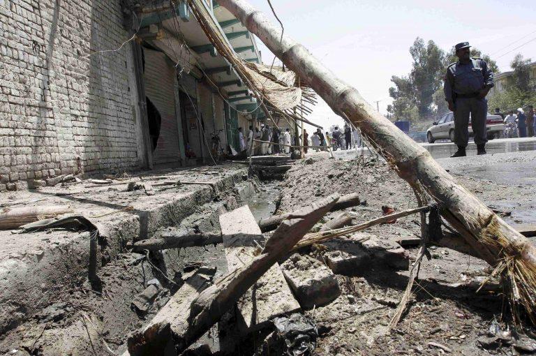 Αφγανιστάν: Δέκα νεκροί από έκρηξη βόμβας σε αγορά | Newsit.gr