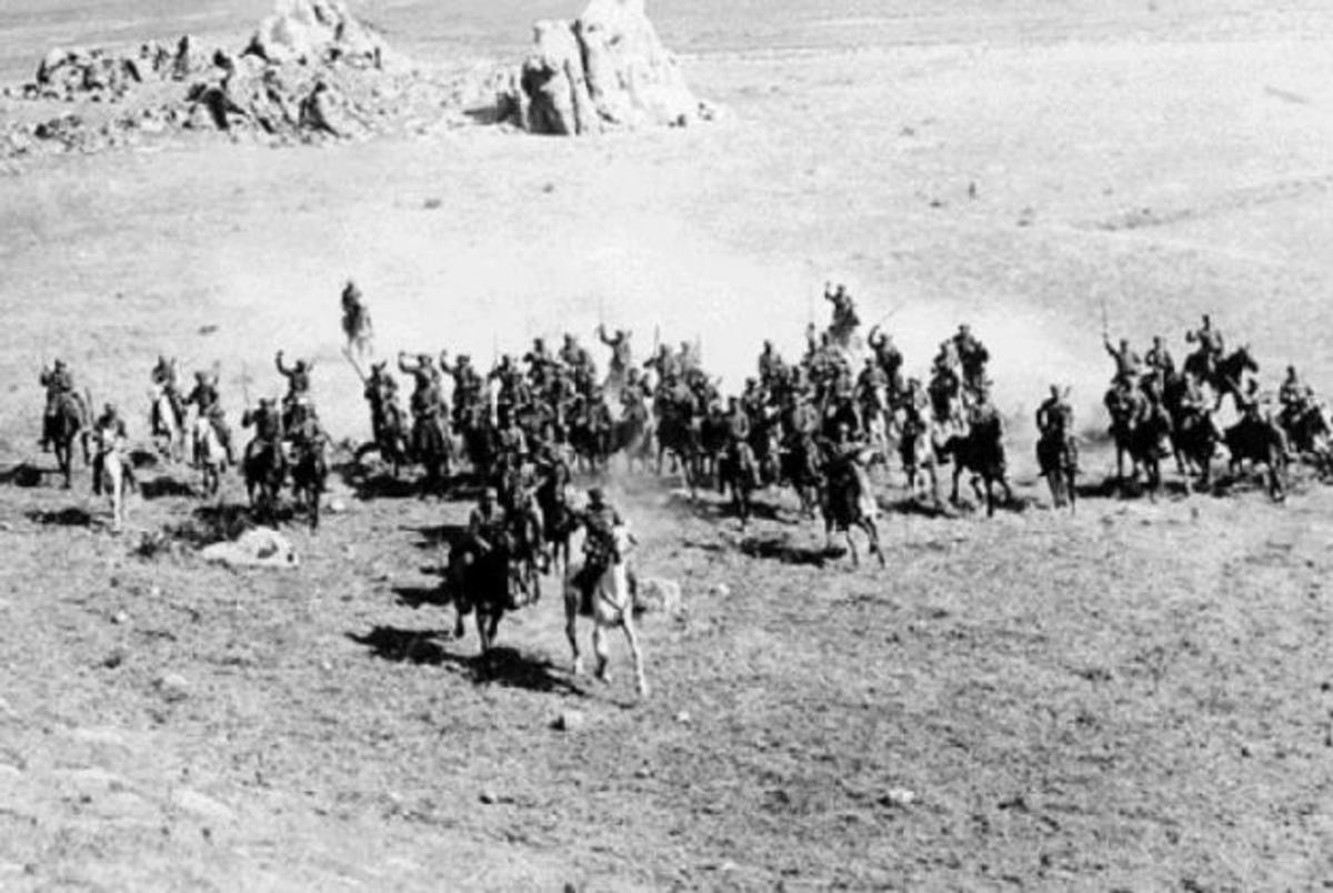 Αφιόν Καραχισάρ-13/08/1922: η μεγάλη ήττα που οδήγησε στο ξεριζωμό της Μικράς Ασίας | Newsit.gr