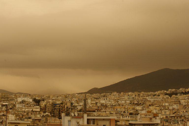 Επανέρχεται η σκόνη στον ουρανό της χώρας | Newsit.gr
