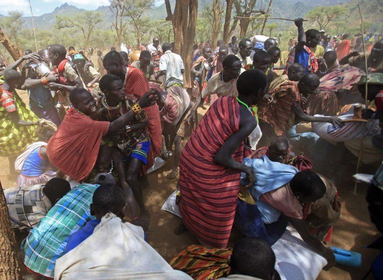 Αντιμέτωποι με την πείνα στο Κονγκό | Newsit.gr