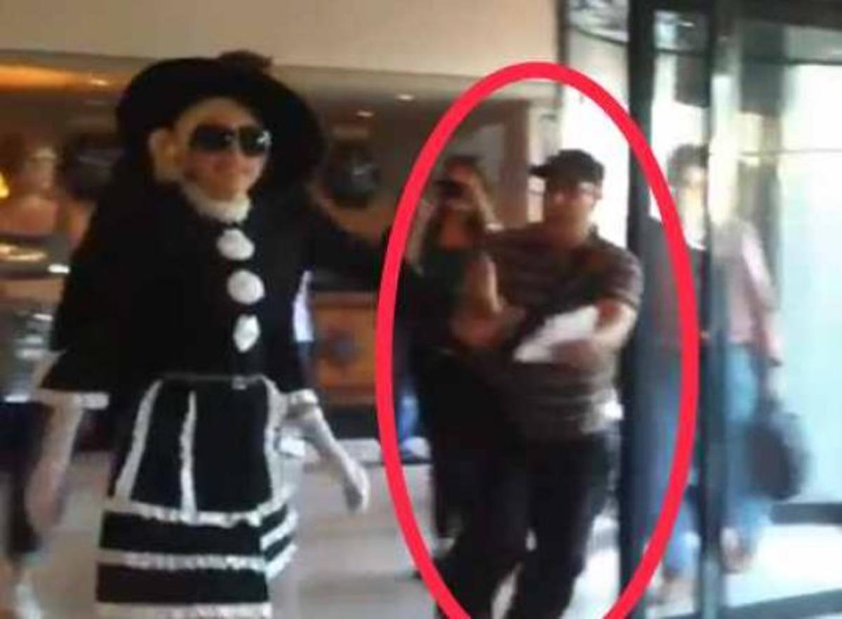 Επεισόδιο με θαυμαστή της Lady Gaga on camera – ΒΙΝΤΕΟ | Newsit.gr