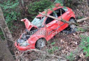 Φθιώτιδα: Βγήκε αγρατζούνιστος από αυτό το αυτοκίνητο και πήγε για καφέ! [pics]