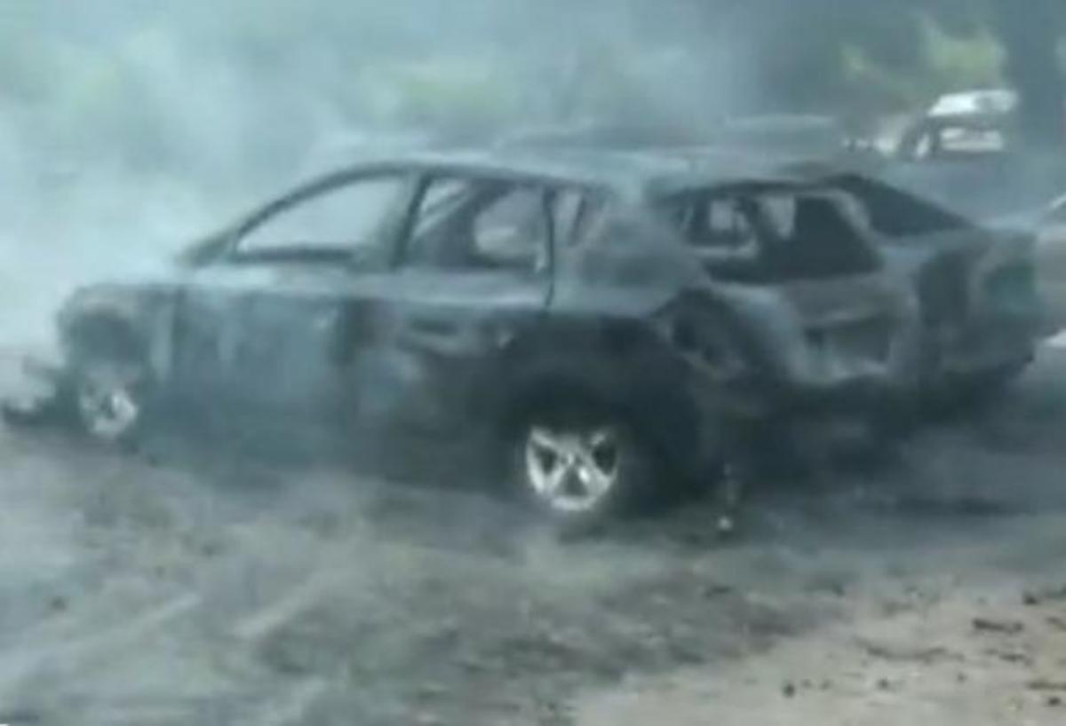 Μαγνησία: Ακόμα ψάχνουν τον πυρομανή του Πηλίου | Newsit.gr