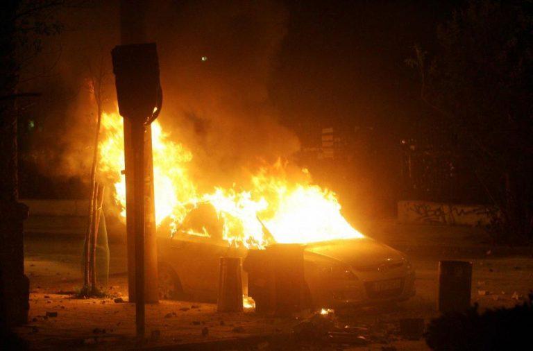 Ηράκλειο: Αναστάτωση στο Μοναστήρι από φωτιά σε αυτοκίνητο | Newsit.gr