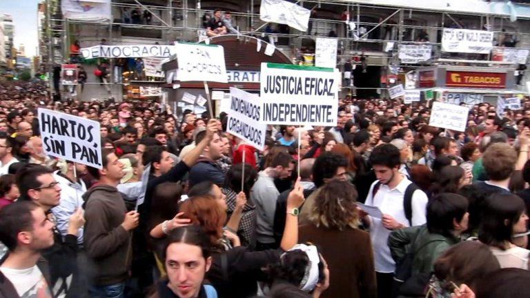 «Έξωση» και στους ισπανούς Αγανακτισμένους | Newsit.gr