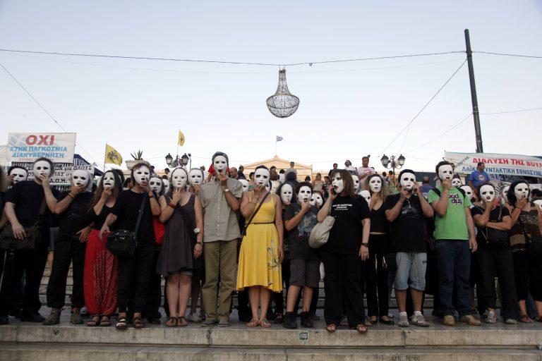 Οι Αγανακτισμένοι ετοιμάζονται για τις μεγάλες τους αποφάσεις   Newsit.gr