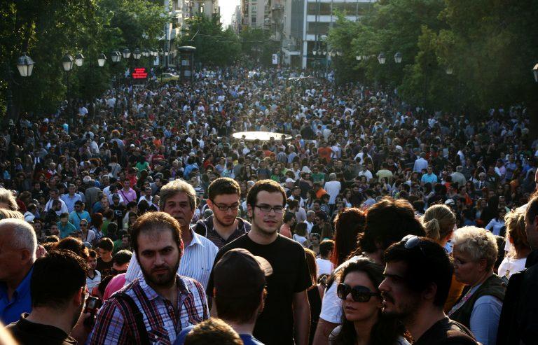 Δείτε εικόνες από τους «αγανακτισμένους» σε όλη την Ελλάδα | Newsit.gr