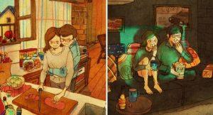 Καλές γιορτές! Η αληθινή αγάπη φαίνεται στα πιο απλά πράγματα!