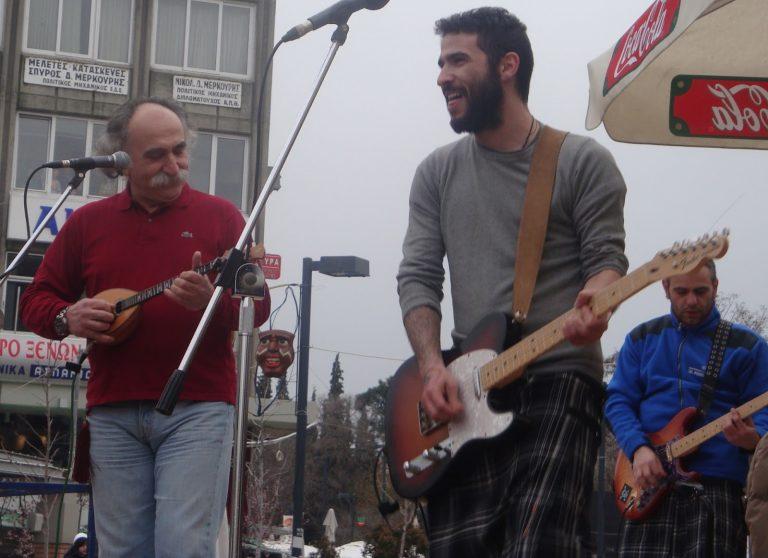 «Παρατράγουδα» στη συναυλία του Αγάθωνα στην Ξάνθη – Αποχώρησε ο Δήμαρχος | Newsit.gr