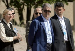 Ο Τούρκος ΑΓΕΕΘΑ δεν επισκέφθηκε το Μουσείο της Ακρόπολης – Τί συνέβη