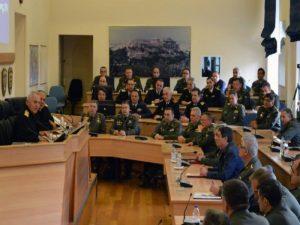 Τι είπε ο Αρχηγός ΓΕΕΘΑ στη Σχολή Εθνικής Άμυνας