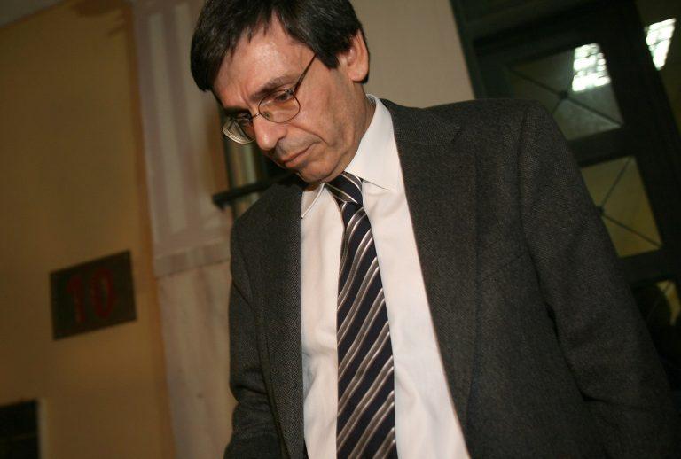Ενώπιον της δικαιοσύνης ο Γ. Αγγέλου για το Βατοπέδι | Newsit.gr