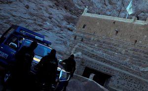 Οι τζιχαντιστές πίσω από την επίθεση στην Αγία Αικατερίνη του Σινά