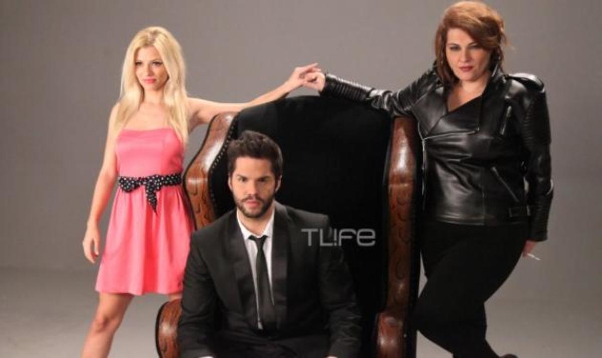 Ο Γιώργος Τσαλίκης αμάρτησε! Δες το νέο του video clip με την Κ. Ζαρίφη και τη Λ. Νάργες!! | Newsit.gr