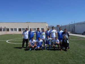 Ένας διαφορετικός ποδοσφαιρικός αγώνας στην φυλακή Δομοκού [pics]