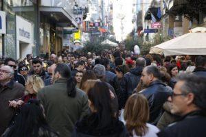 Έρευνα: Τι ψώνισαν οι Έλληνες τις γιορτές – Πόσα χρήματα ξόδεψαν