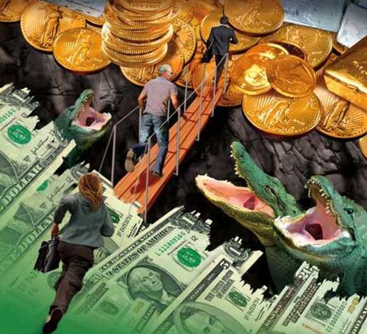 Οι οικονομίες θα χτυπηθούν στο κεφάλι με σφυρί»   Newsit.gr