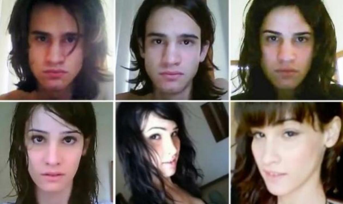 Απίστευτο βίντεο: Σε 1 λεπτό και 43 δευτερ. η μεταμόρφωση ενός αγοριού σε τρανσέξουαλ μέσα σε 3 χρόνια! | Newsit.gr