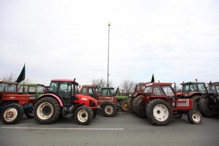 Και Σερραίοι αγρότες στο μπλόκο της Λάρισας την Κυριακή | Newsit.gr