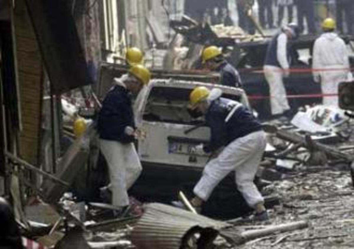 Εκρηξη στην Τουρκία με 3 νεκρούς και τουλάχιστον 40 τραυματίες | Newsit.gr