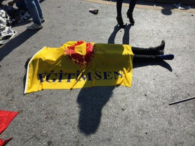Μακελειό στην Άγκυρα! Τουλάχιστον 20 νεκροί από διπλή έκρηξη! Δεκάδες τραυματίες – Σοκαριστικές εικόνες | Newsit.gr