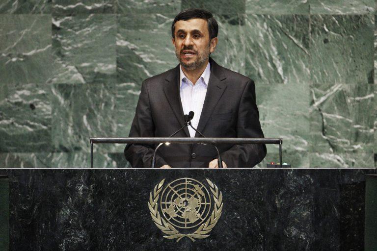 Aκυρο το ταξιδι του Αχμαντινετζάντ στην Τουρκία | Newsit.gr