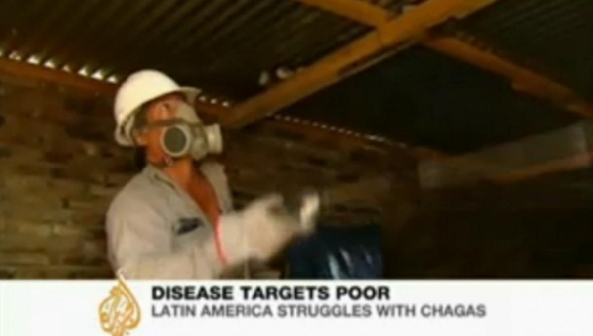 Δείτε ποιο είναι το νέο AIDS της Αμερικής-ασθένεια Τσάγκας (ΒΙΝΤΕΟ) | Newsit.gr