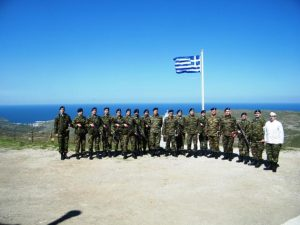 Απάντηση στην Τουρκία η επίσκεψη Αρχηγού ΓΕΣ στο Ανατολικό Αιγαίο [pics]