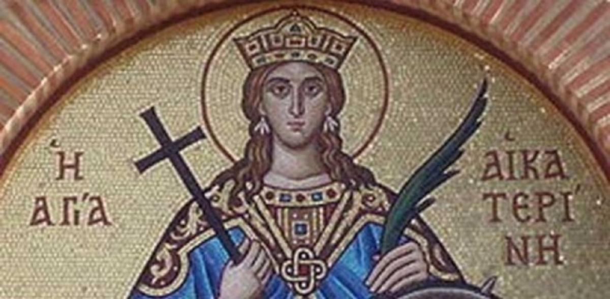 Αγία Αικατερίνη: Η συμβολή της στα γράμματα και στον Χριστιανισμό | Newsit.gr