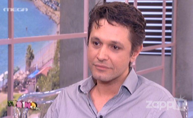 Ο Αιμίλιος Χειλάκης εξομολογήθηκε το τραγικό γεγονός που του συνέβη πρόσφατα | Newsit.gr