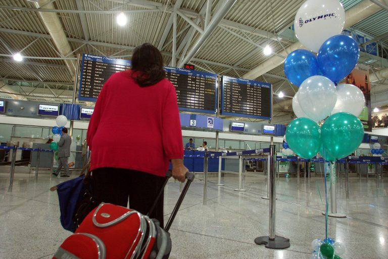Φάρσα το τηλεφώνημα για βόμβα σε αεροσκάφος | Newsit.gr