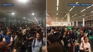 Χάος στα αεροδρόμια των ΗΠΑ! [pics, vids]