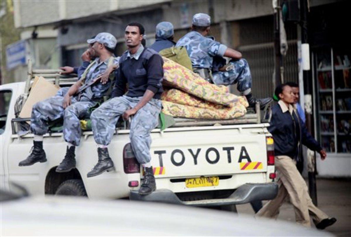 Αιθιοπία: Ληστές σκότωσαν Αυστριακό τουρίστα   Newsit.gr