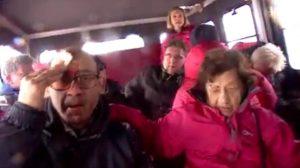 Εικόνες σοκ από την Αίτνα – Τρόμος, ουρλιαχτά και ματωμένα πρόσωπα [vid, pics]