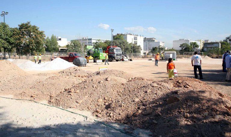 Αναστέλλονται οι οικοδομικές άδειες στην Ακαδημία Πλάτωνος   Newsit.gr