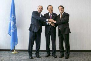 Κυπριακό: Παραιτείται ο Ακιντζί; Διαψεύδει ο εκπρόσωπός του