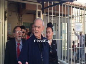 Αποφυλακίστηκε ο Άκης Τσοχατζόπουλος! «Έληξε ο βασανισμός» – Ευθείες απειλές σε Γιώργο Παπανδρέου και Κώστα Σημίτη