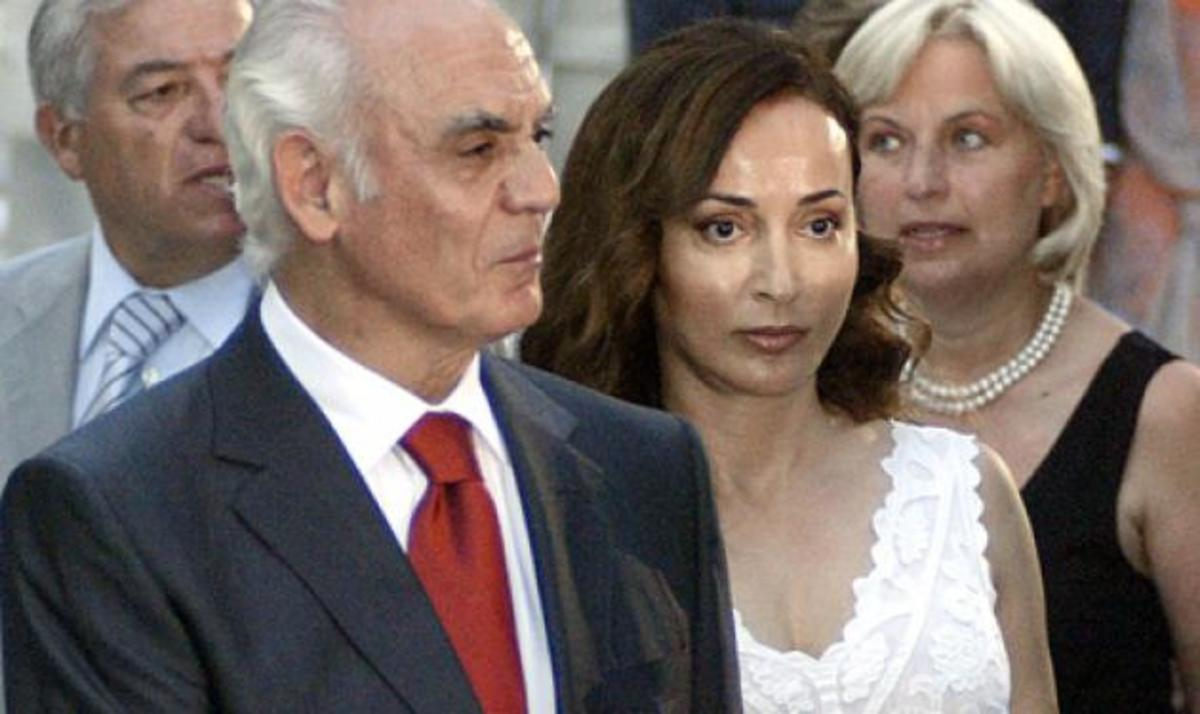 Β. Σταμάτη Τσοχατζοπούλου: Θα είμαι δίπλα στον σύζυγό μου μέχρι το τέλος | Newsit.gr