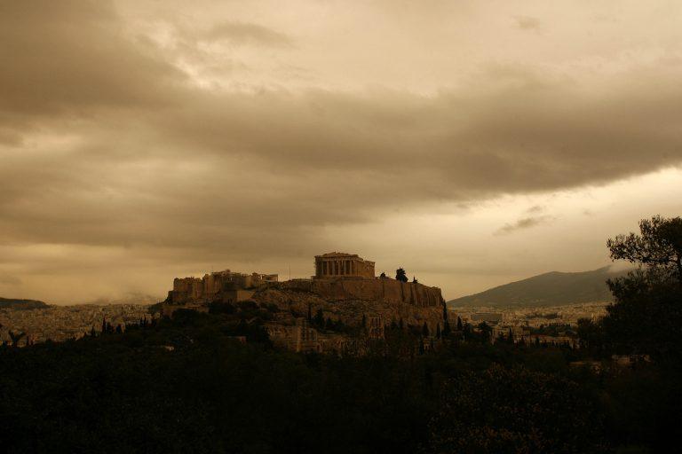 Πάλι σκόνη, πάλι ζέστη! | Newsit.gr