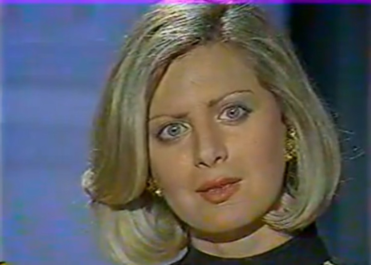 Η Έλενα Ακρίτα και η Μαίρη Μηλιαρέση σε τηλεπαιχνίδι της δεκαετίας του 1980! | Newsit.gr