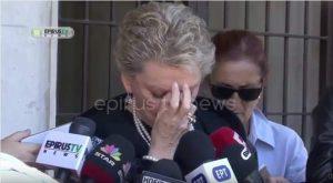 Δίκη Γιακουμάκη: Συντετριμμένη η Έλενα Ακρίτα – Ξέσπασε σε κλάματα [vid]