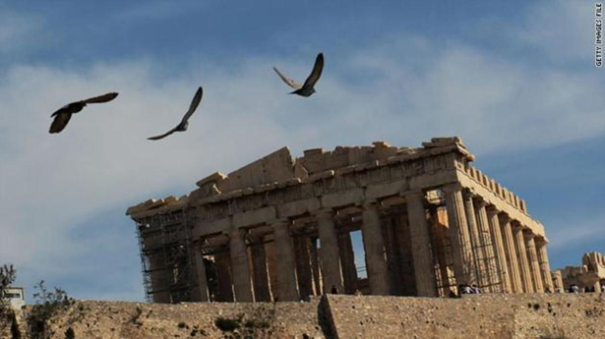 Ο Παρθενώνας, αντέχει γιατί στηρίχθηκε …στην σπονδυλική στήλη | Newsit.gr