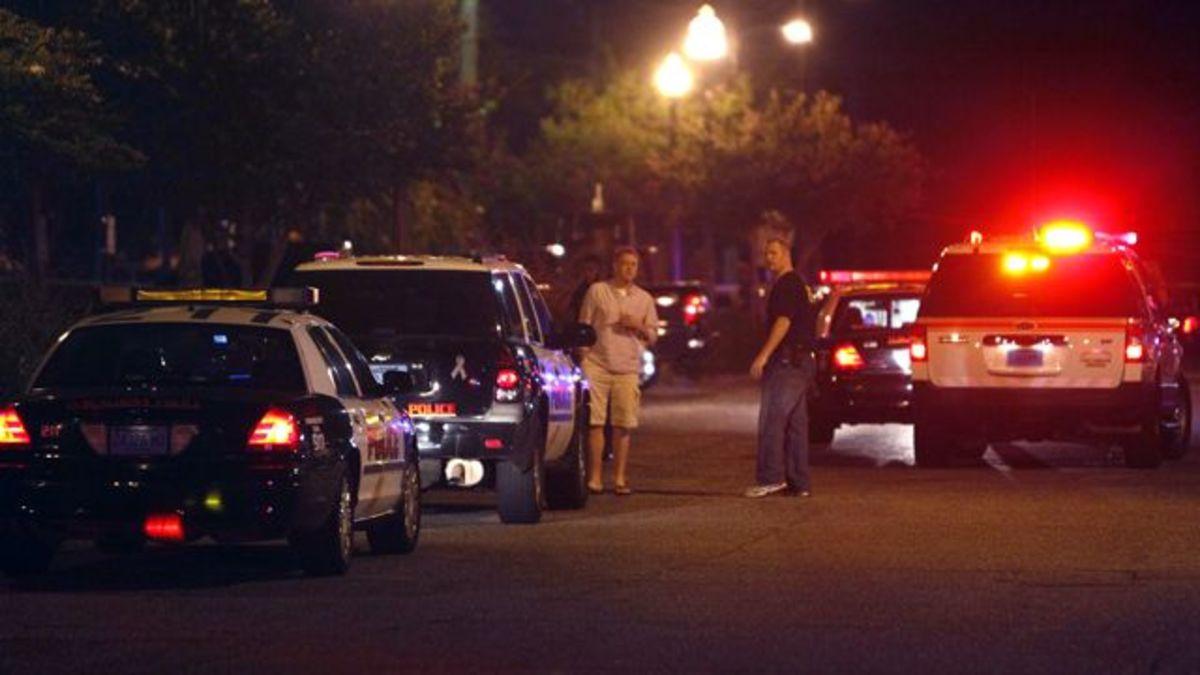 Νέα ένοπλη εισβολή στις ΗΠΑ αυτή τη φορά σε νοσοκομείο   Newsit.gr