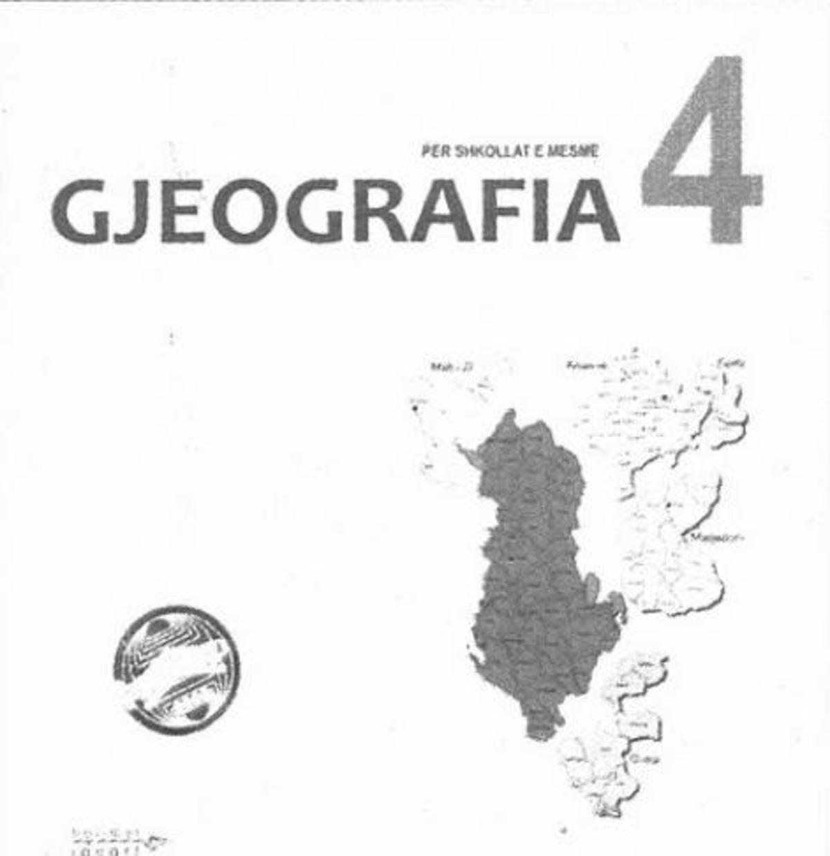 «Μέχρι Αιτωλοακρνανία, φθάνει η Αλβανία», διδάσκουν στα Τίρανα!Δείτε το βιβλίο! | Newsit.gr