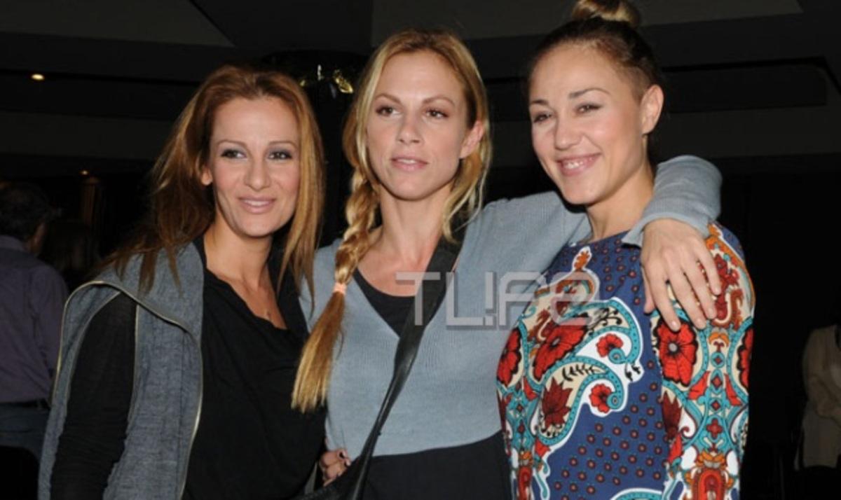 Ντ. Παπαδημητρίου κι άλλοι celebrities στην πρεμιέρα των Ν. Τσαλίκη – Α. Αλμπάνη! | Newsit.gr