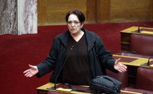 Εμφύλιος στη Βουλή για τον Μπελογιάννη
