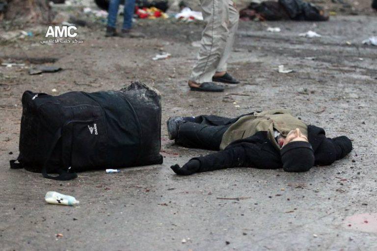Ο θάνατος βασιλεύει στο Χαλέπι – ΠΡΟΣΟΧΗ ΣΚΛΗΡΕΣ ΕΙΚΟΝΕΣ | Newsit.gr