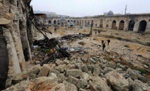 Αποχωρούν οι αντάρτες από το ανατολικό Χαλέπι