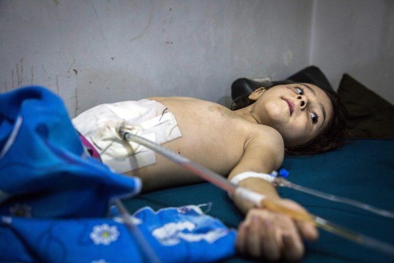 Χαλέπι, ώρα μηδέν – Συγκλονιστικές φωτογραφίες | Newsit.gr
