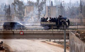 Χαλέπι: Πολιτική, πολιτικοί και στη μέση χιλιάδες άμαχοι!